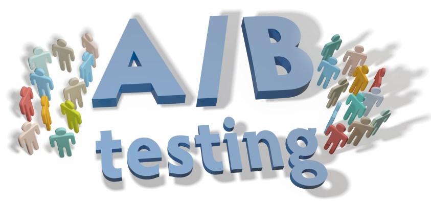 تست A/B در نوشته