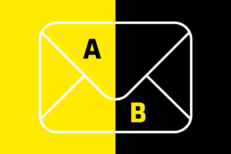 تست A/B در بازاریابی ایمیلی